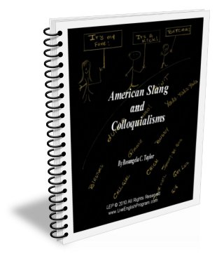 Book American Slang and Colloquialisms, by Rosangela C. Taylor