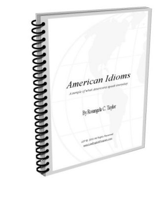 Book American Idioms by Rosangela C. Taylor